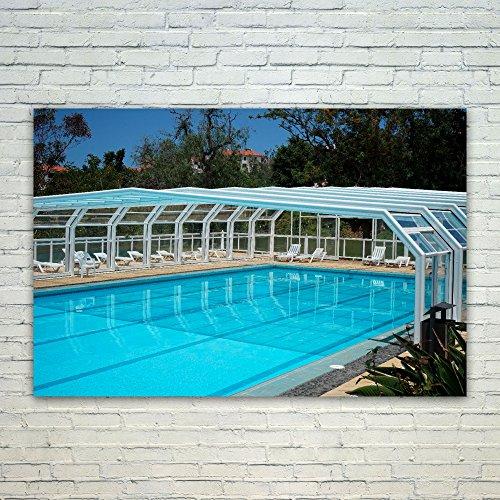 Cheap  Westlake Art - Poster Print Wall Art - Swimming Pool - Modern..