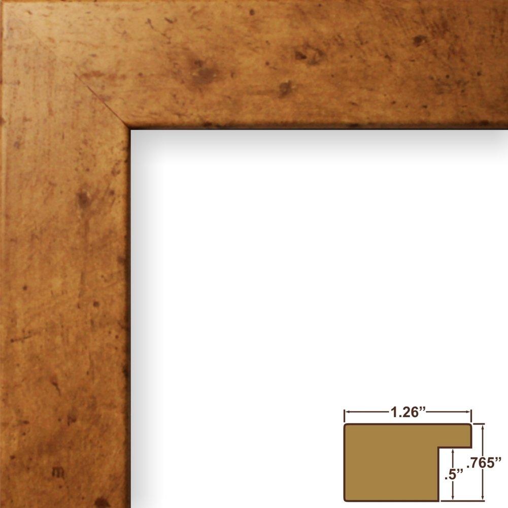 Craig Frames フォトフレーム 滑らか ラップ仕上げ 幅1.25インチ 多様な色 10 x 13 ブラウン 260321013AC B004L6OSWA 10 x 13|タン タン 10 x 13