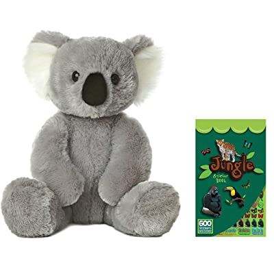 Aurora 14 inch Koala Bear Plush Doll: Toys & Games [5Bkhe0401139]