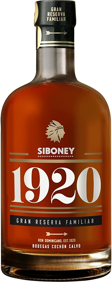 Siboney 1920 Grand Reserva Familiar - Ron, 700 ml: Amazon ...