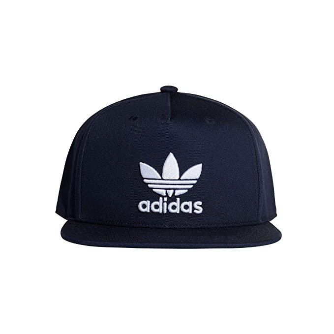 Adidas Kappe AC Trefoil Flat, Black, OSFW, BK7324