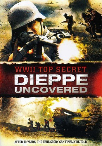 DVD : Wwii Top Secret: Dieppe Uncovered (AC-3)