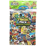 Trash Pack Trading Card Album - Includes 2 Trading Cards!