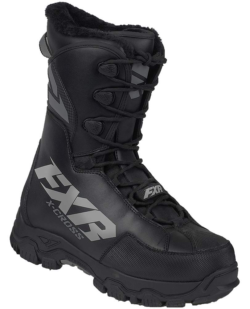 FXR X-Cross Speed Boot Black Ops Size 10/12/43