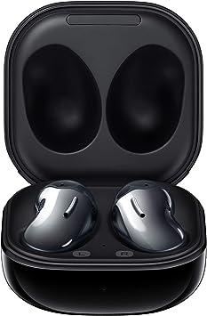 SAMSUNG Galaxy Buds Live - Wireless Earphones Mystic Black: Amazon