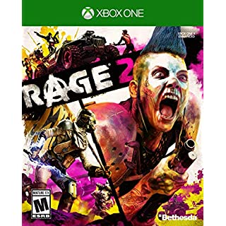 Rage 2 - Xbox One [Amazon Exclusive Bonus]