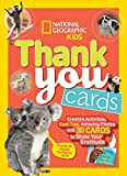 National Geographic Kids Thank You Cards