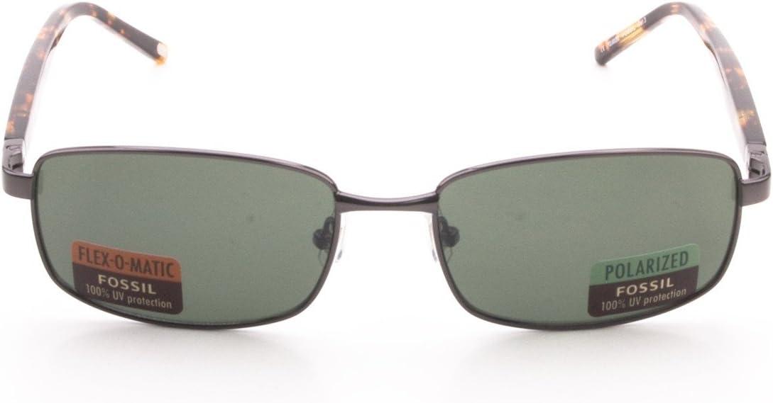 Fossil Herren Sonnenbrille Crowley MS7100, Farbe:schwarz