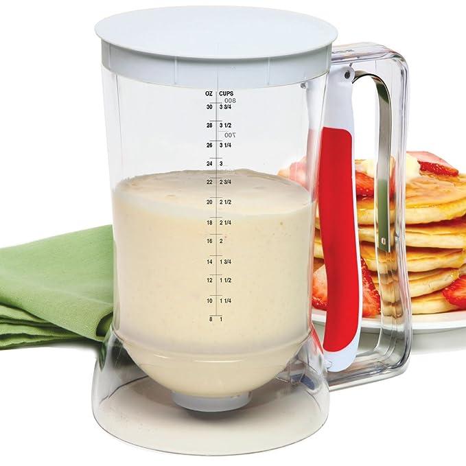 轻松做出大小均匀的各种摊饼,摊饼搅拌器