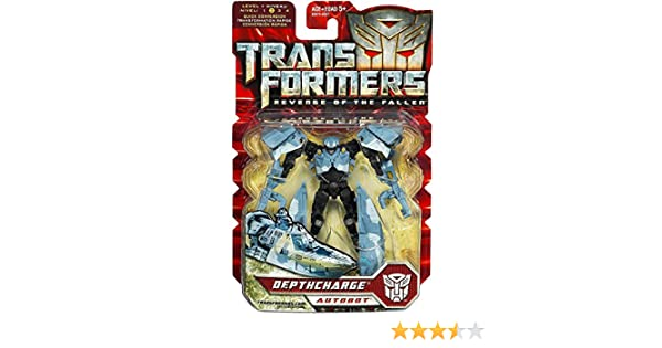 Transformers Revenge of the Fallen Depthcharge Scout Action Figure