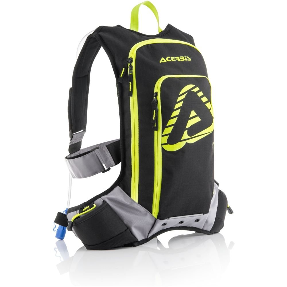 ZAINETTO X-STORM DRINK BAG NERO/GIALLO Acerbis 0022818.318