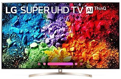 LG Electronics 65SK9500PUA 65-Inch 4K Ultra HD Smart LED TV - 2018 Model