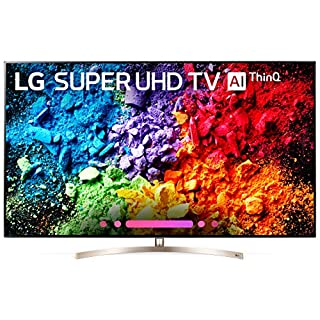 LG Electronics 65SK9500 65-Inch 4K Ultra HD Smart LED TV (2018 Model)