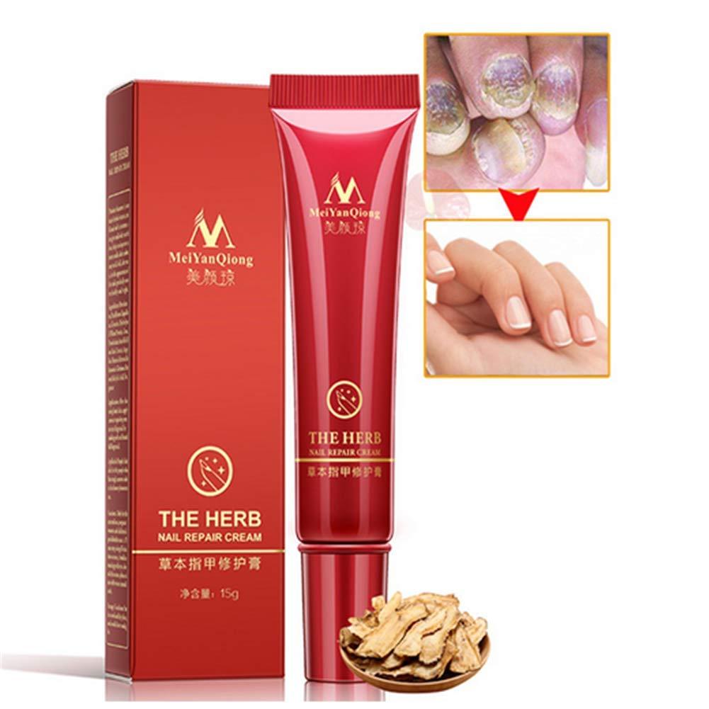 SUNNYM Nail Foot Protector Skin Care Cream Nail Fungus Treatment Herb Nails Repair Cream Nail Care Tools