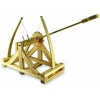 Thumbs Up BUILD YOUR OWN - Jeu de construction - Catapulte De Bureau - Da Vinci BRAND - 1000779