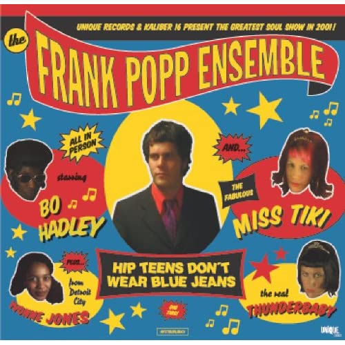 Frank Popp Ensemble, The - Ride On With The Frank Popp Ensemble