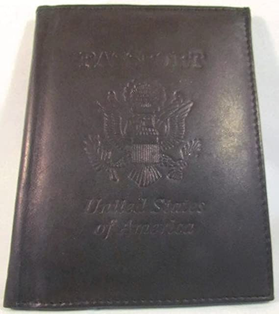 6479a3344471 MASON MASONIC BI FOLD BLACK PASSPORT WALLET #500 NEW …