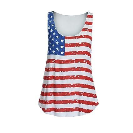 Venta caliente. 2017 nueva moda para mujer Americal bandera impresión blusa, ninasill exclusivo día