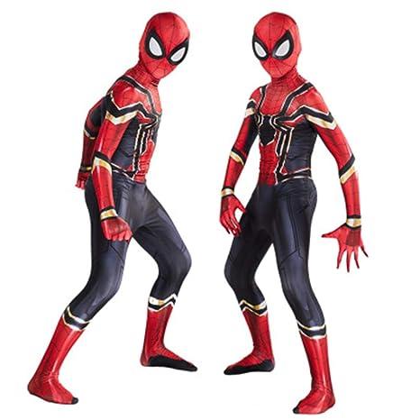 ZHANGQI Marvel Spider-Man Lejos De Casa Spiderman Niño ...
