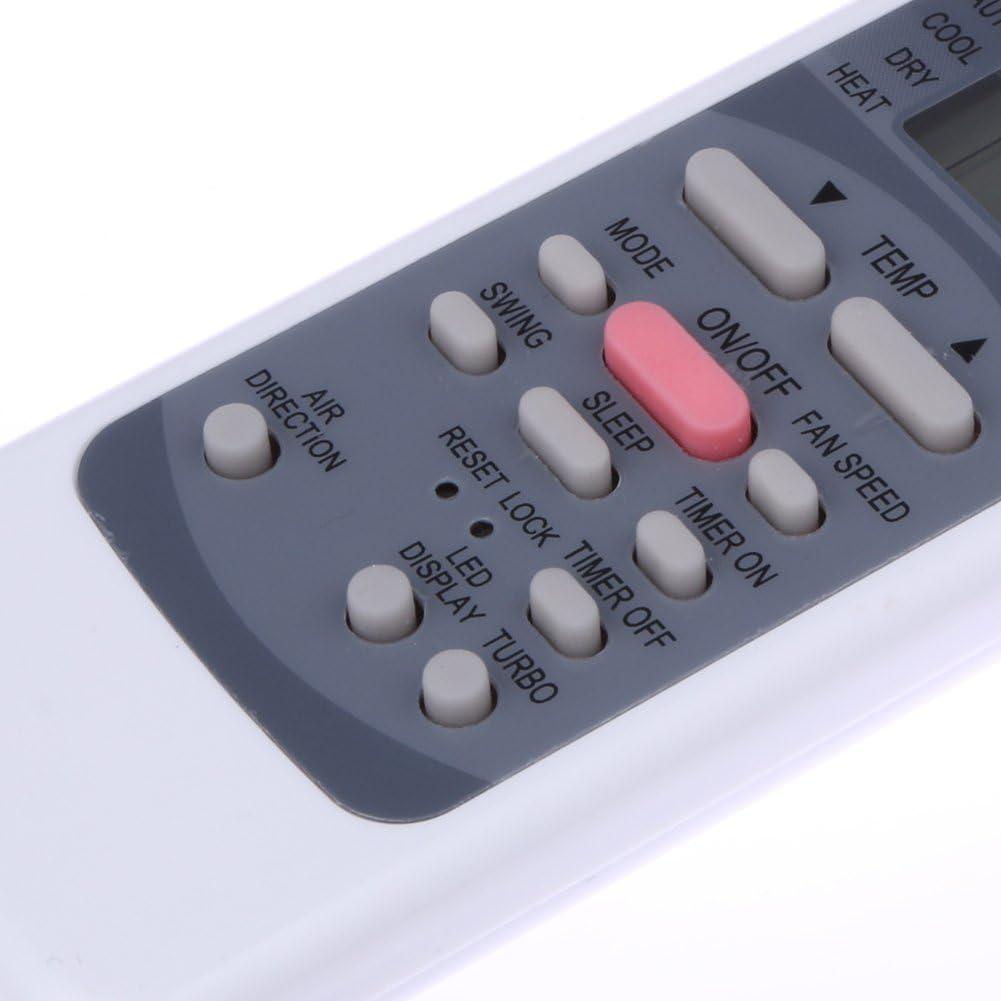 E Telecomando universale per condizionatore climatizzatore daria E per R51 Telecomando per condizionatore per Midea R51M