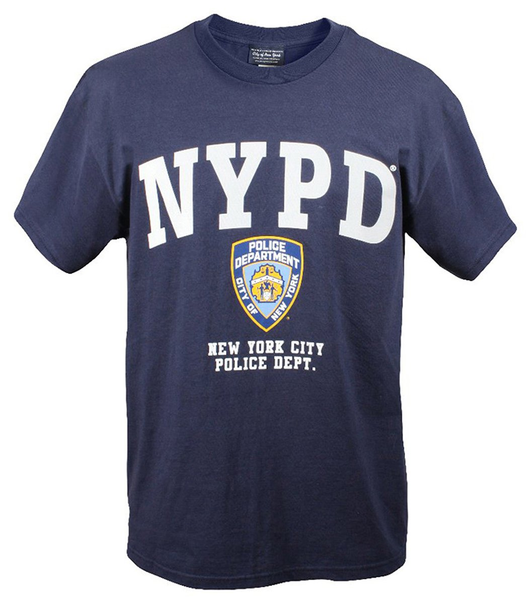 NYPD Officially Licensed T-Shirt RSR Group Inc