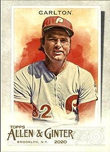 2020 Allen and Ginter #60 Steve Carlton NM-MT Philadelphia Phillies Baseball MLB