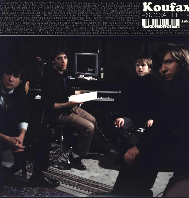 Koufax [12 inch Analog]                                                                                                                                                                                                                                                    <span class=