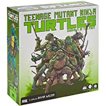 Teenage Mutant Ninja Turtles Shadows of the Past Boardgame