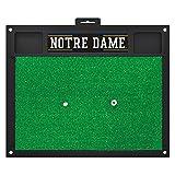 Fanmats 15494 Notre Dame Golf Hitting Mat