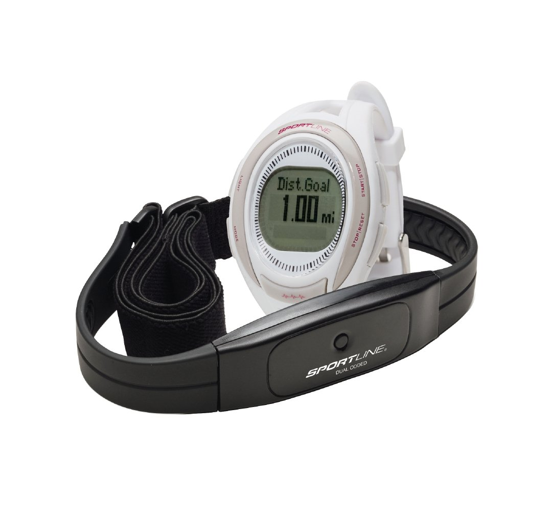 Sportline 630 Cardio Coded Heart Rate Monitor Review
