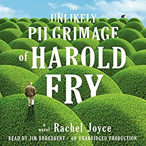 The Unlikely Pilgrimage of Harold Fry Audiobook
