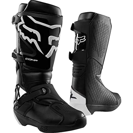 ff249927eebf3 Fox Racing 2019 Comp Boots (11) (Black)