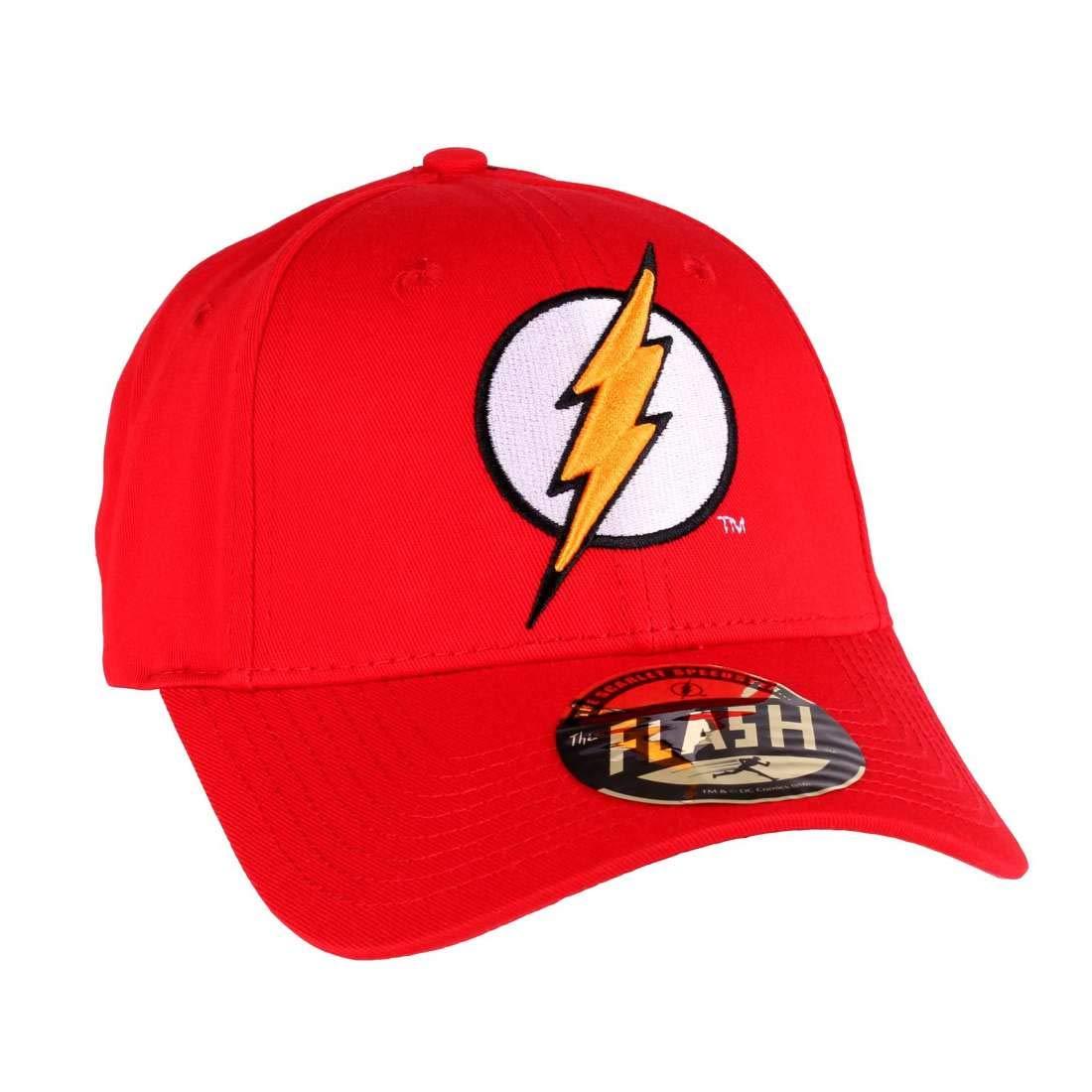 FLASH - Cap Red cotton division 3307