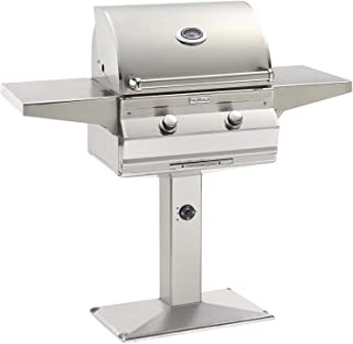 product image for Fire Magic Choice C430i Natural Gas Grill On Patio Post - C430s-1t1n-p6
