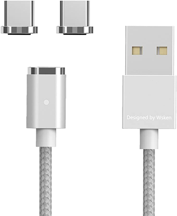 WSKEN Mini 2 Type C Cable, Magnetic