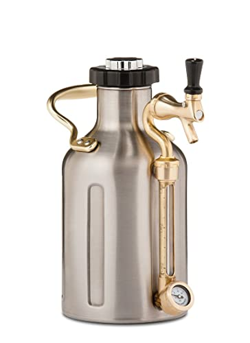 GrowlerWerks Ukeg Craft Beer Growler