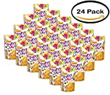 PACK OF 24 - Purina Friskies Party Mix Crunch Morning Munch Cat Treats 2.1 oz. Pouch