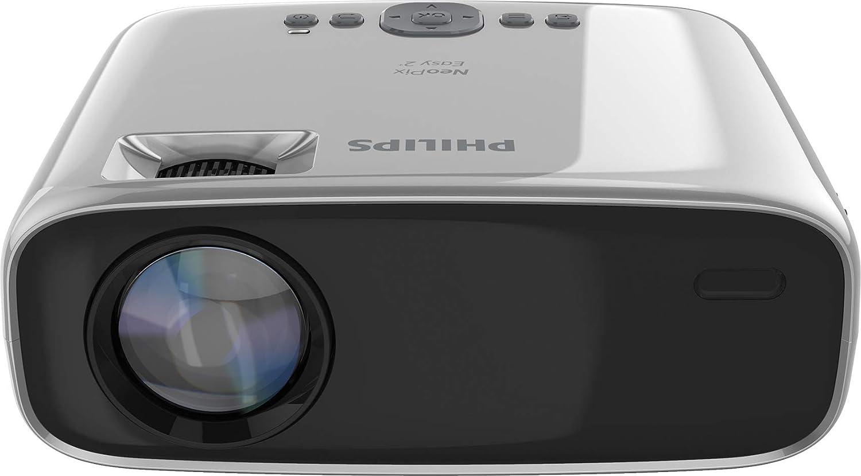 Philips Neopix Easy 2 True Hd Projektor Mit Computer Zubehör