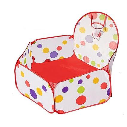 Amazon.com: Kids bebé bola Pit Parque de juegos carpa ...