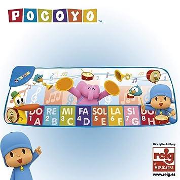 CLAUDIO REIG Piano Manta Pocoyo 334: Amazon.es: Juguetes y ...