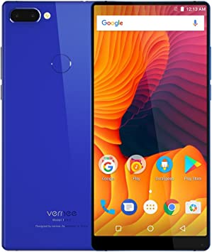vernee Mix 2 Smartphone de 6 Pulgadas FHD + 2160 * 1080 Pixels Helio P25 Octa-