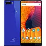 Vernee MIX 2 Smartphone Android 7.0 6 Pollici Helio P25 Octa-core 6GB RAM 64GB ROM Doppie Fotocamere 13 MP + 5MP Fotocamera Frontale 8MP Batteria 4200mAh Impronta Digitale