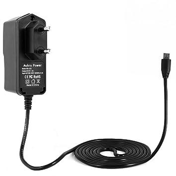 Adaptador USB Aukru® 5V 2A cargador Micro Para Sector Wiko ...
