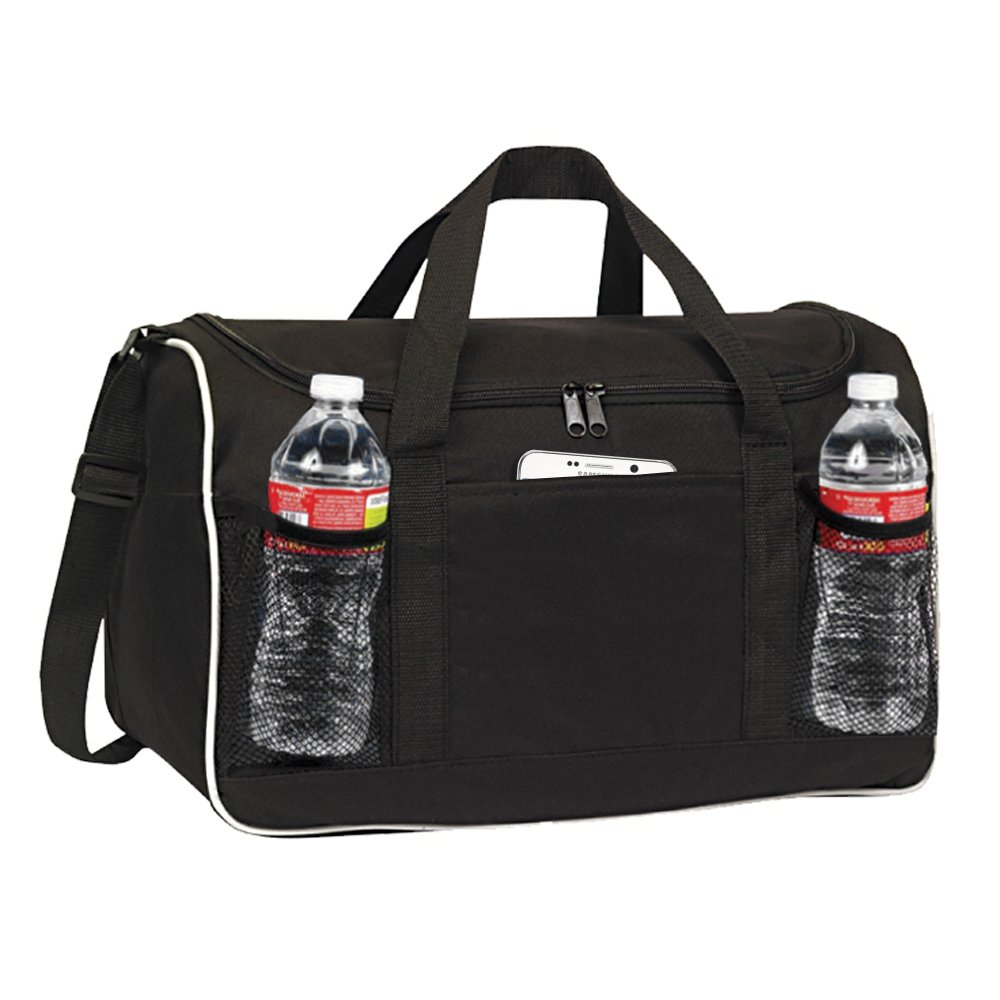 BuyAgain Duffle Bag, 17'' Small Travel Carry On Sport Duffel Gym Bag.
