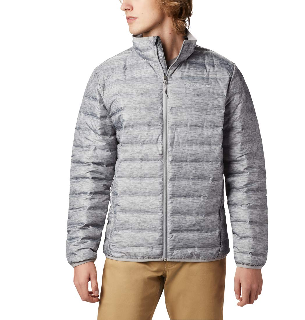 Columbia gris Heather XXL Columbia Lake 22 Doudoune Homme