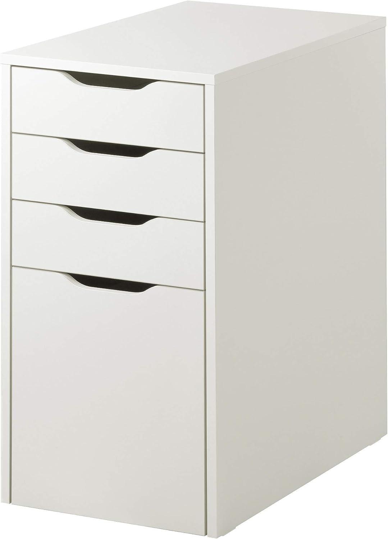 IKEA Alex Drawer Unit/Drop File Storage, White