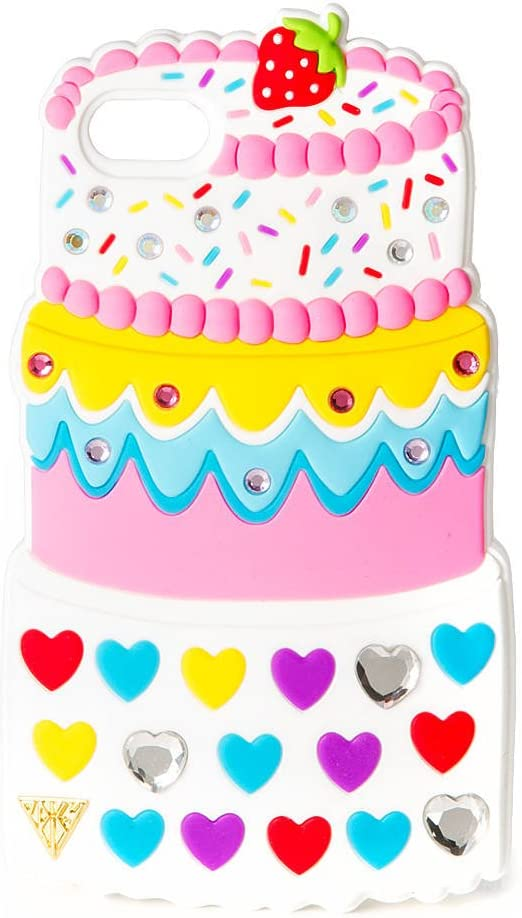 Phenomenal Amazon Com Claires Accessories Katy Perry 3D Birthday Cake Personalised Birthday Cards Veneteletsinfo