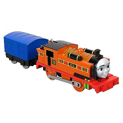 Fisher-Price Thomas & Friends TrackMaster, Nia: Toys & Games