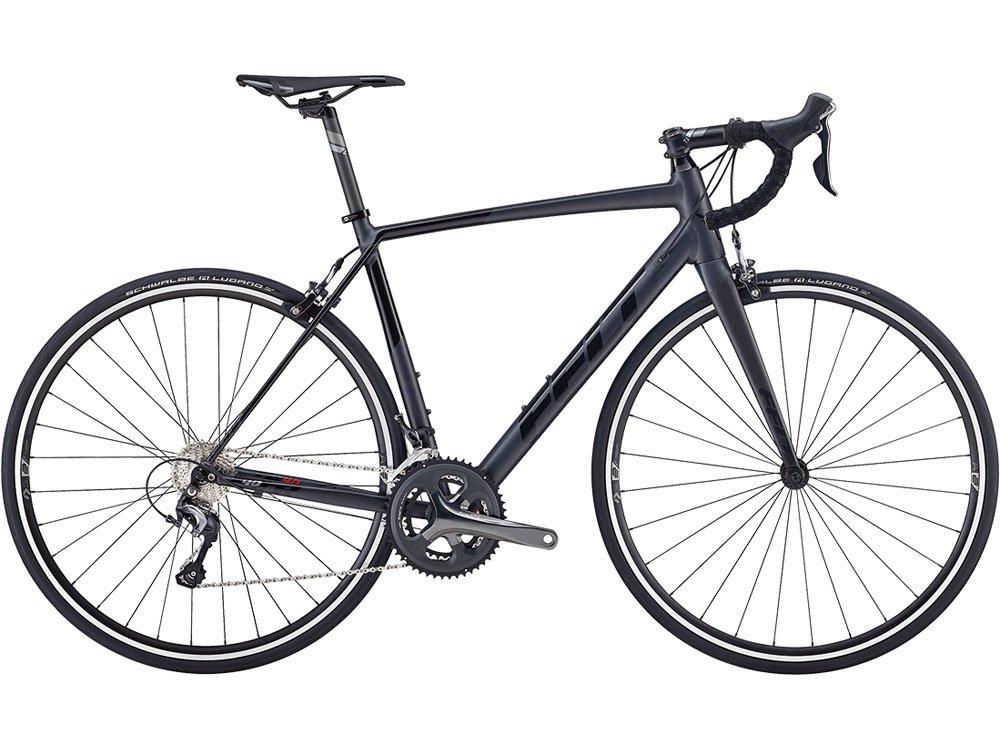 FELT(フェルト) 17'FR40 (Tiagra 2x10s) ロードバイク マットチャコール B01K1RL72G 430