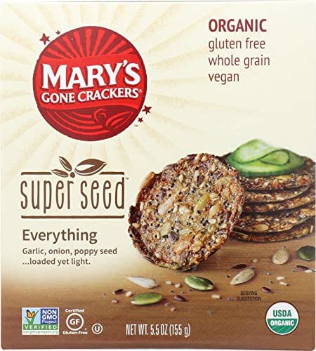 Crackers: Mary's Gone Super Seed